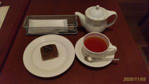 ウイーンから直輸入のザッハトルテが食べれる・JR京都駅近くの喫茶店(秘密)